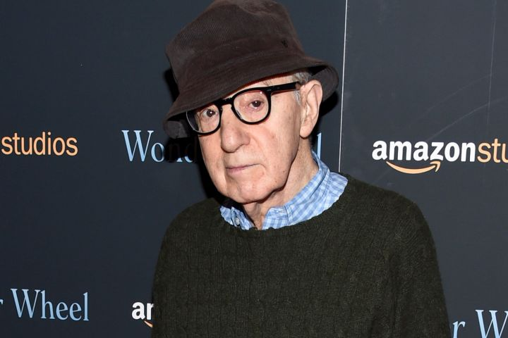 Woody Allen. Photo: CPImages