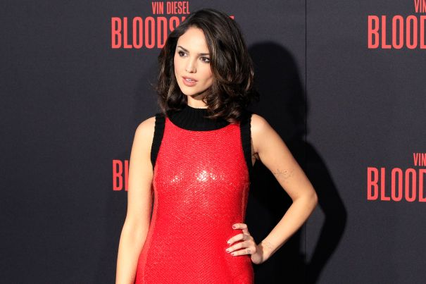 Eiza Gonzalez Is Red Hot!