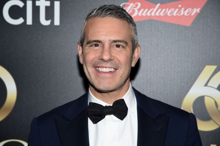 Andy Cohen. Photo: Evan Agostini/Invision/AP/CP Images