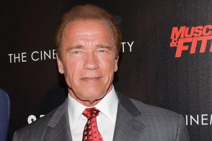 Arnold Schwarzenegger. Photo: Evan Agostini/Invision/AP