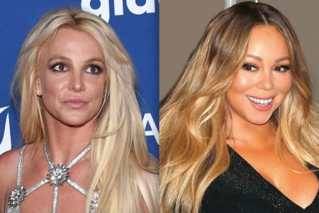 Britney Spears Wishes Mariah Carey Happy Birthday In Sweet Social Media Shoutout Etcanada Com