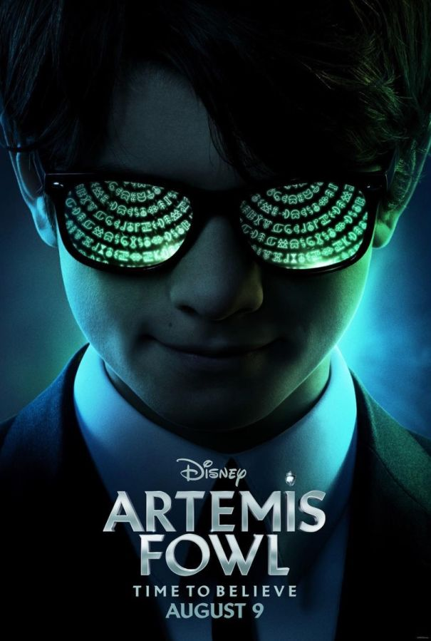 'Artemis Fowl' To Be Released On Disney+