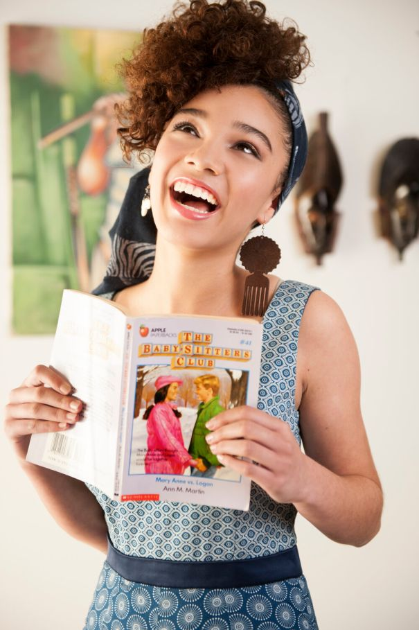 Malia Baker Cast In 'The Baby-Sitters Club'