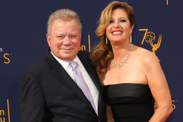 William and Elizabeth Shatner - Getty Images