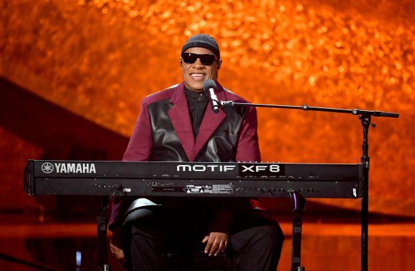 Stevie Wonder, 70
