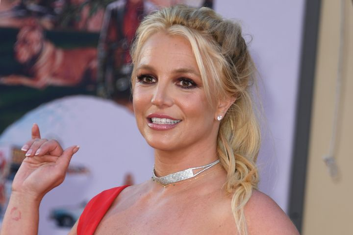 Britney Spears. Photo: VALERIE MACON/AFP via Getty Images