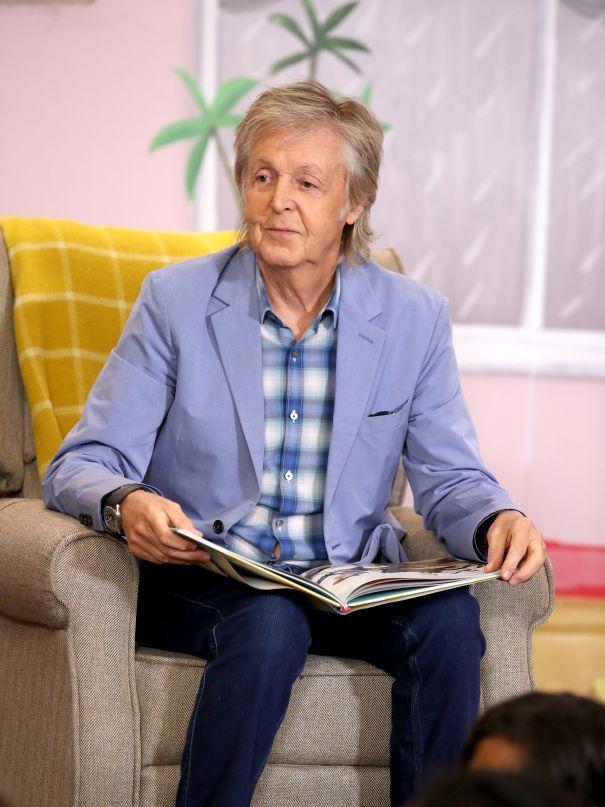 Paul McCartney, 77