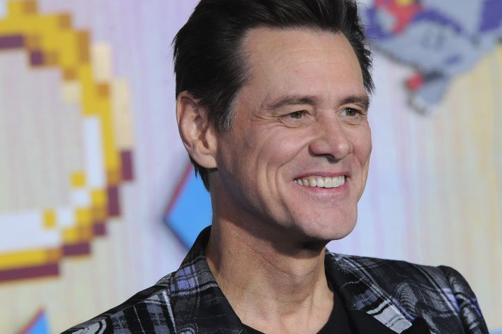 Jim Carrey - Getty Images