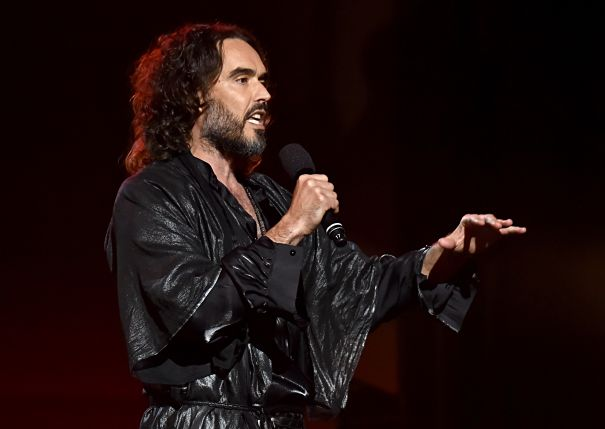 Russell Brand Cancels Shows