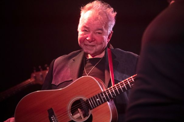 Singer-Songwriter John Prine In Critical Condition