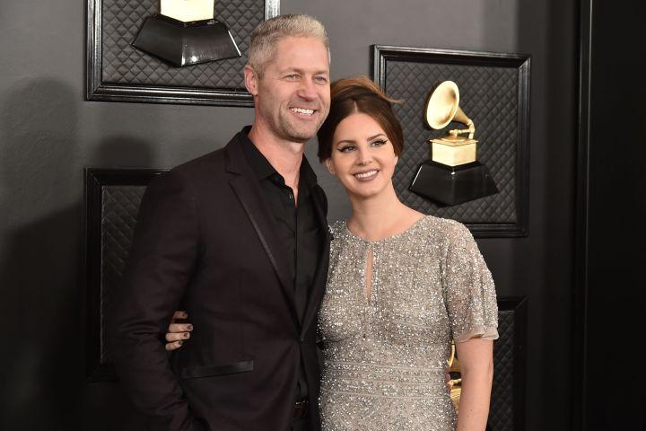 Lana Del Rey and Sean Larkin - Getty Images