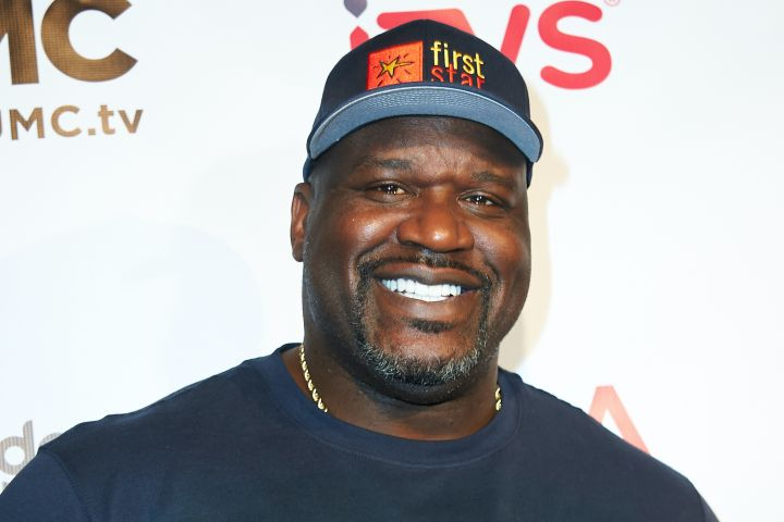 Shaquille O'Neal. Photo: Unique Nicole/Getty Images