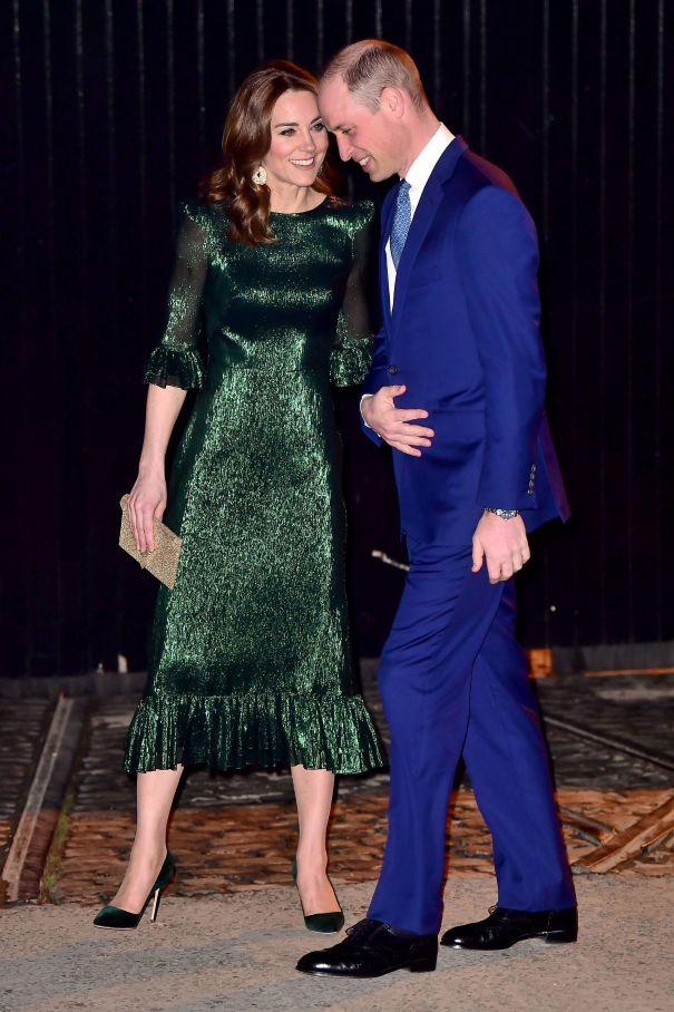 Kate Middleton, Prince William Dazzle In Ireland
