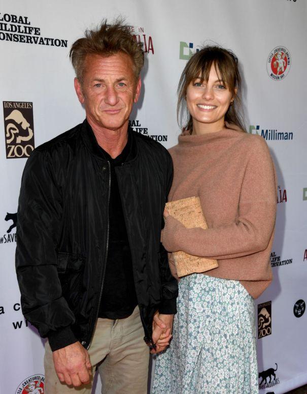 Sean Penn And Leila George