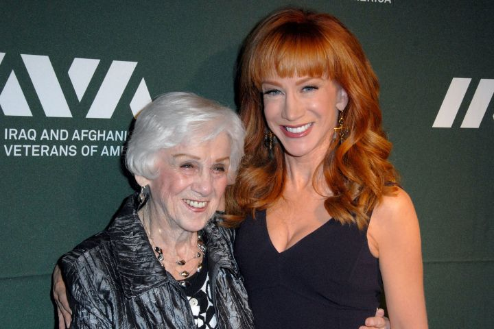 Maggie and Kathy Griffin. Photo: Barry King/WireImage/Getty Images