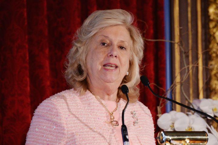 Linda Fairstein. Photo: Stephen Lovekin/Getty Images
