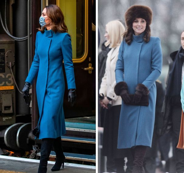 February 2018 And December 2020- Catherine Walker Coat