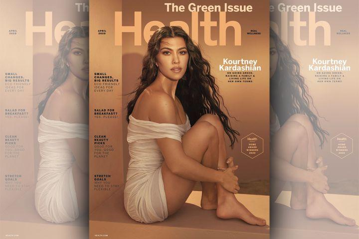 Photo: GREG SWALES/Health Magazine