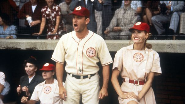 'A League Of Their Own' (1992)