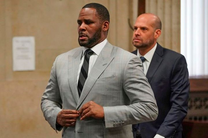 Singer R. Kelly pleaded not guilty to 11 additional sex-related felonies during a court hearing before Judge Lawrence Flood at Leighton Criminal Court Building in Chicago.
