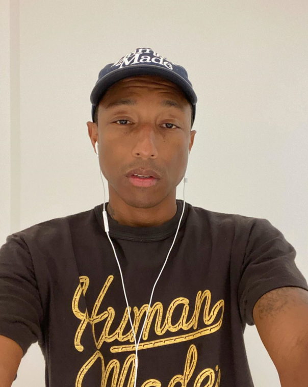 Pharrell Is Human Made