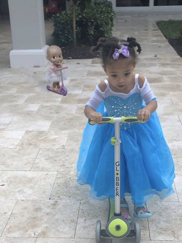 Serena Williams Shows Off Her Little Princess