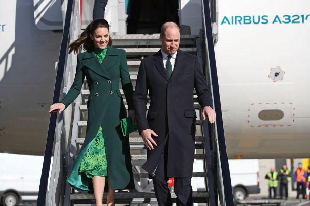 Duke & Duchess of Cambridge Visit Ireland