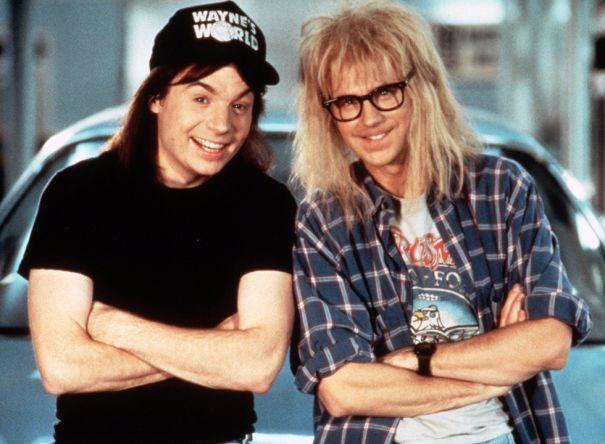 'Wayne's World' (1992)