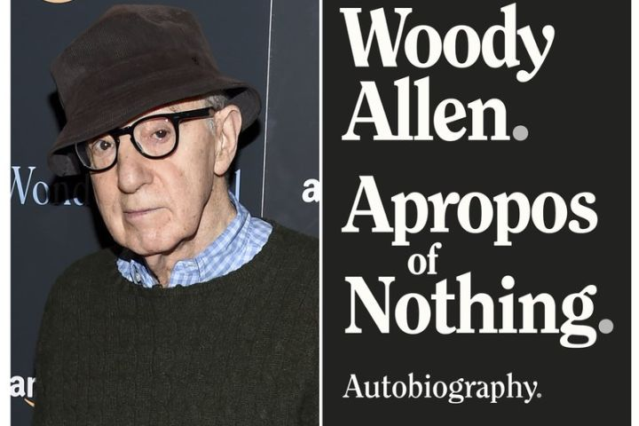 Woody Allen - Associated Press