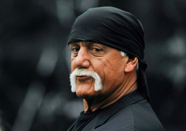 Hulk Hogan Passed On 'The Wrestler'
