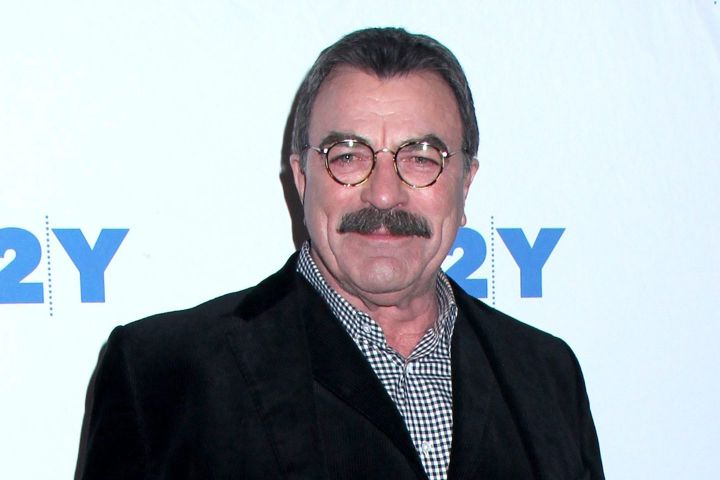 Tom Selleck. Photo: CP Images