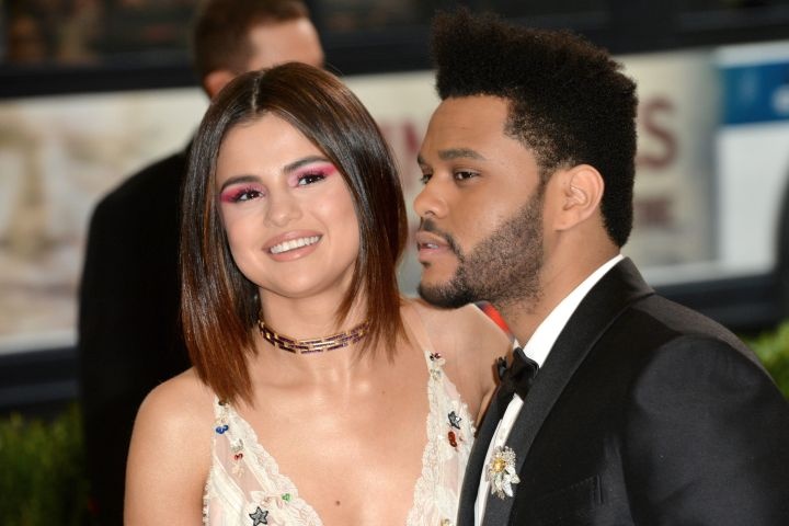 Selena Gomez, The Weeknd. Photo: Aurore Marechal/ABACAPRESS.COM