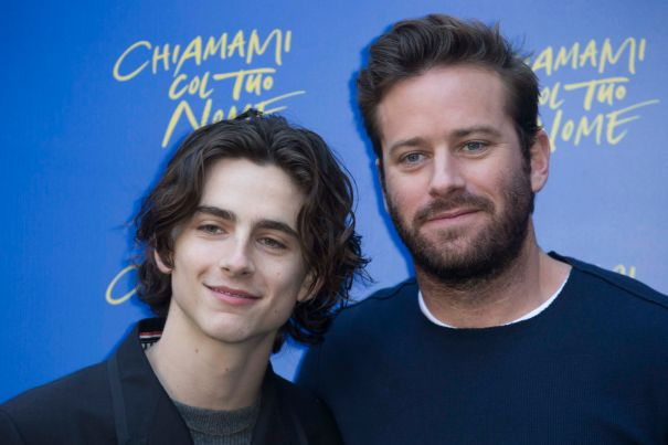 Timothee Chalamet and Armie Hammer To Reunite For 'Call Me By Your Name' Sequel