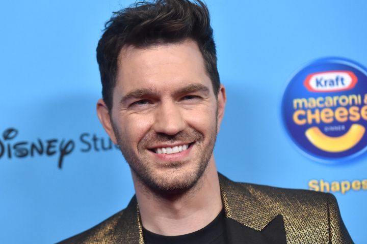 Andy Grammer. Photo: CP Images