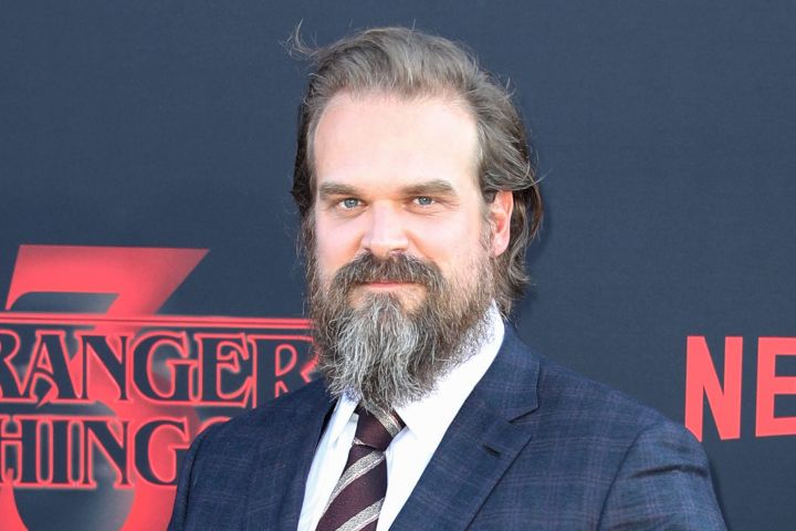 David Harbour. Photo: EPA/ETIENNE LAURENT/CP Images