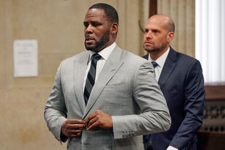 Singer R. Kelly pleaded not guilty to 11 additional sex-related felonies during a court hearing before Judge Lawrence Flood at Leighton Criminal Court Building in Chicago on June 6, 2019.