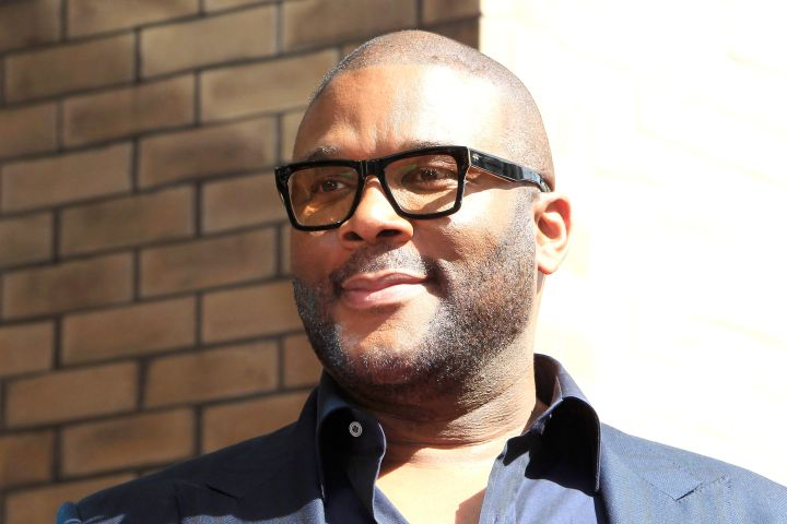 Tyler Perry. Photo: EPA/NINA PROMMER/CP Images