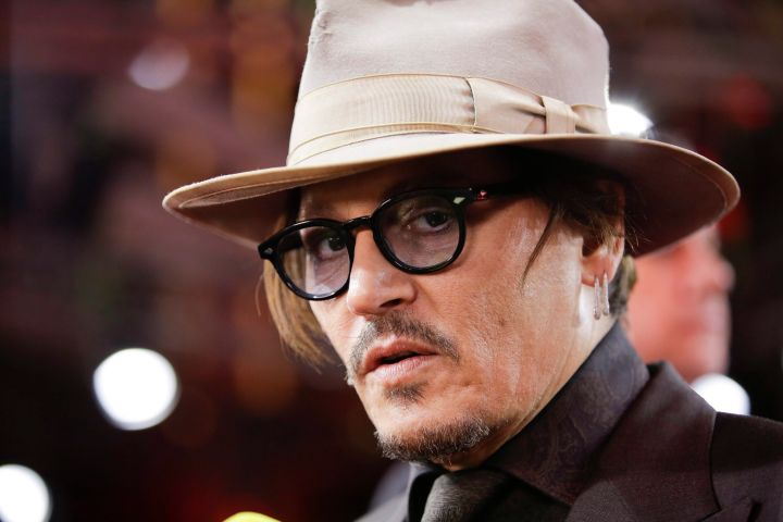 Johnny Depp. Photo: AP Photo/Markus Schreiber/CP Images
