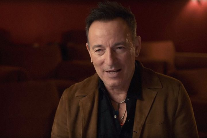 Bruce Springsteen. Photo: Magnolia Pictures / courtesy Everett Collection/CP Images