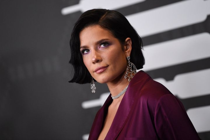 Halsey. Photo: Evan Agostini/Invision/AP/CCP Images