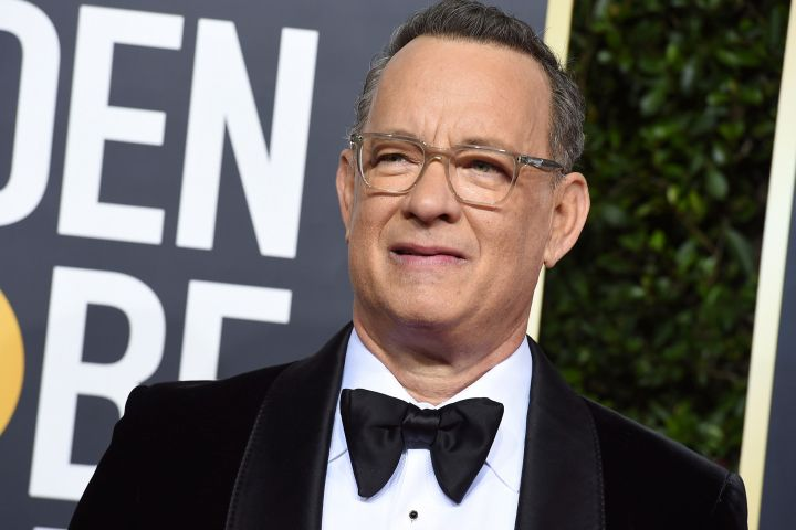Tom Hanks. Photo: Jordan Strauss/Invision/AP, File