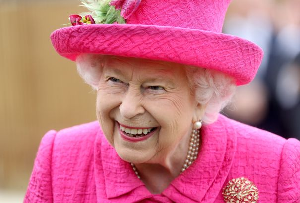 Queen Elizabeth II - April 21