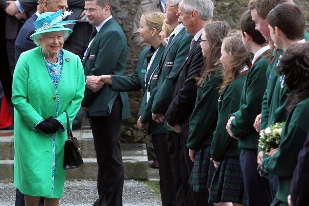 State Visit Ireland 2011