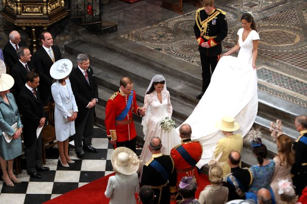 Will & Kate 2011
