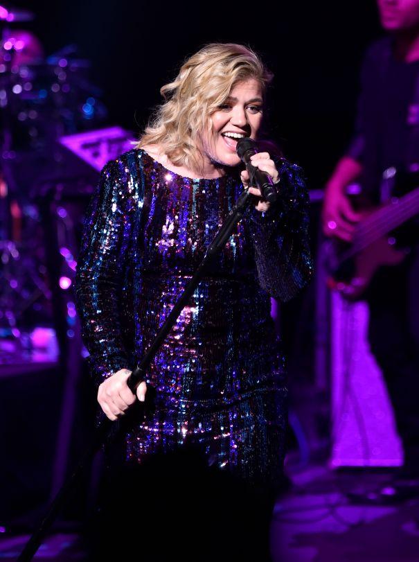 Kelly Clarkson - April 24