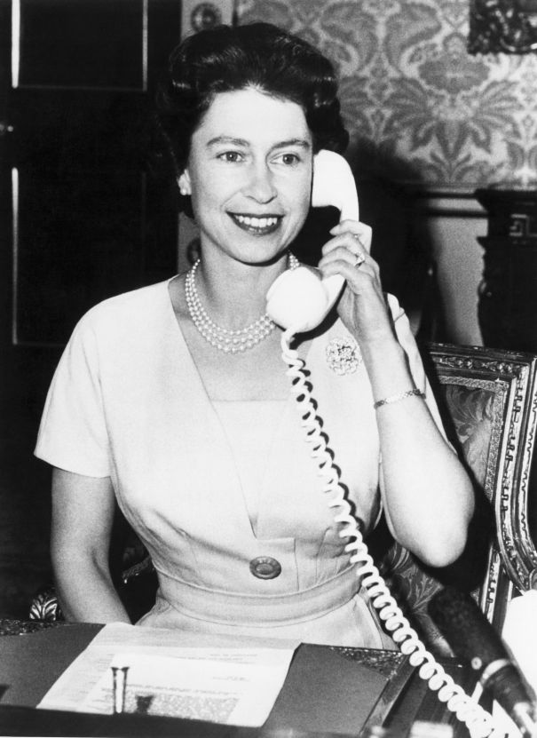 Long Distance Call 1961
