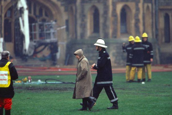 Windsor Fire 1992