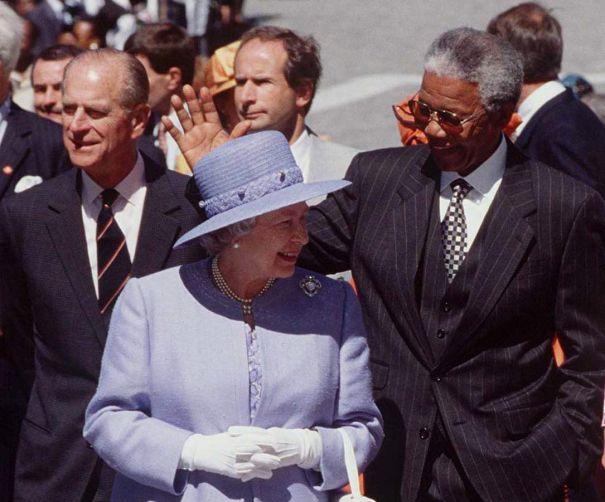Meeting Mandel 1995