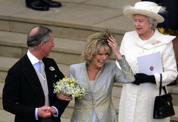 Charles & Camilla 2005