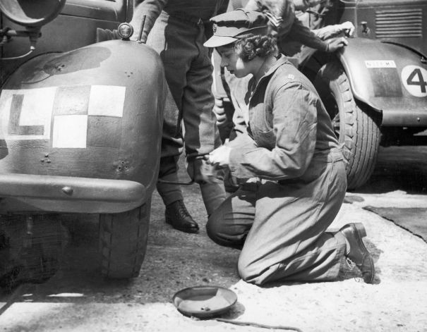 World War II 1945
